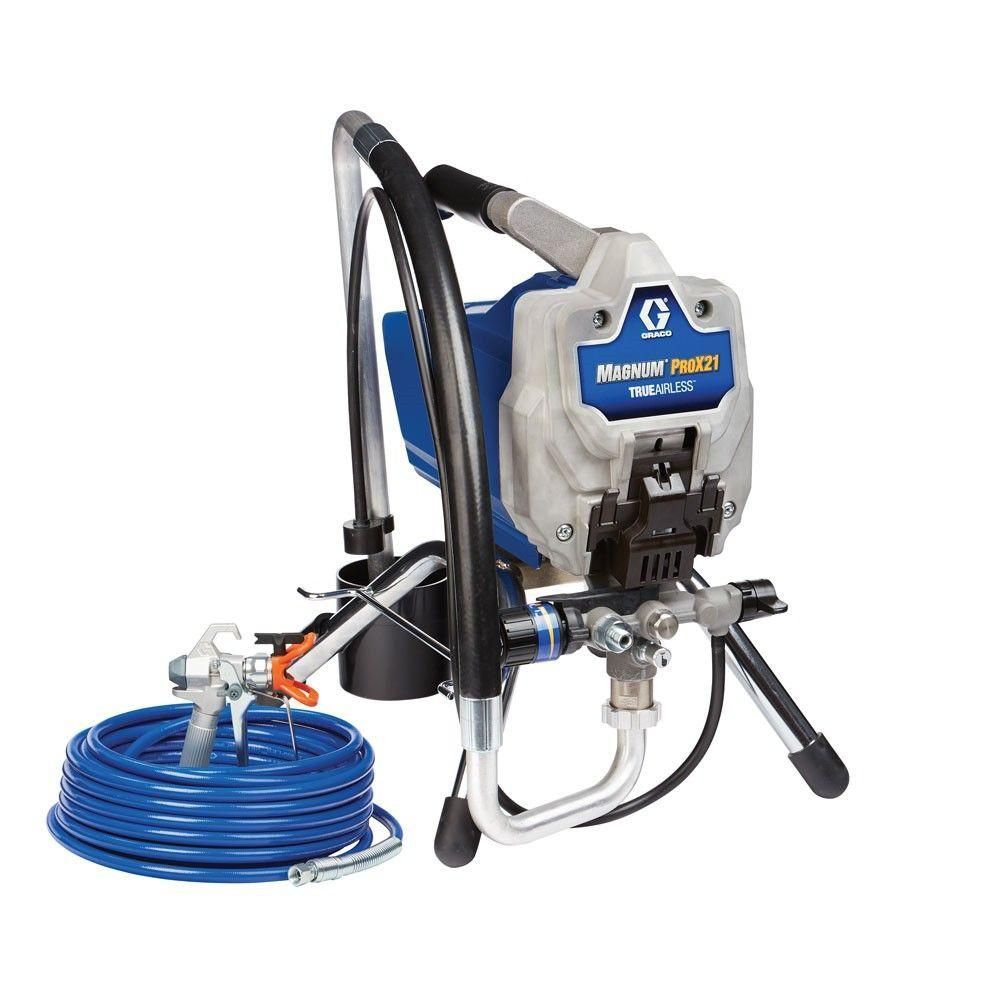 Graco magnum prox21 stand airless paint sprayer17g181