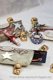 Kerstin's kleine Bastelwelt: Weihnachtsmarkt 2013, Pillowbox