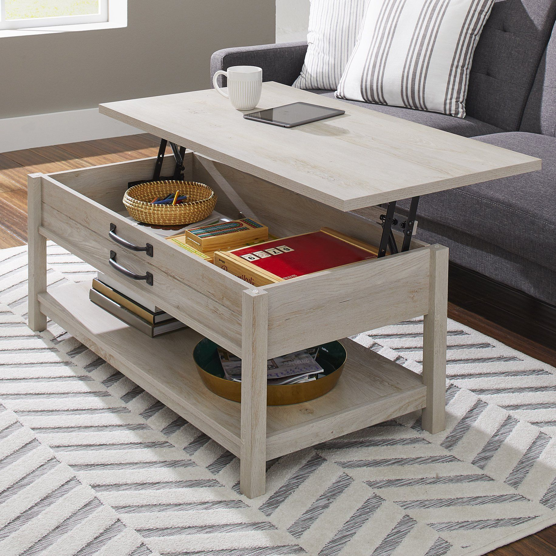 45++ Lift top coffee table farmhouse inspiration