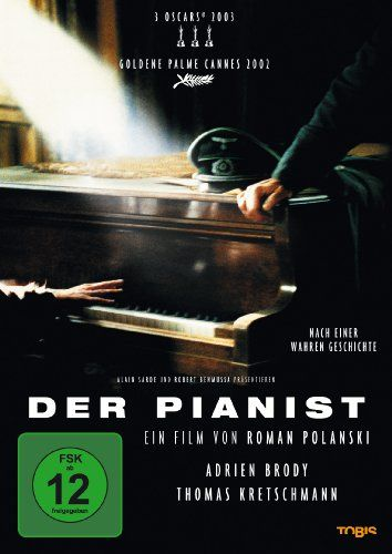 Der Pianist * IMDb Rating: 8,5 (263.877) * 2002 France,Poland,Germany,UK * Darsteller: Adrien Brody, Emilia Fox, Michal Zebrowski,