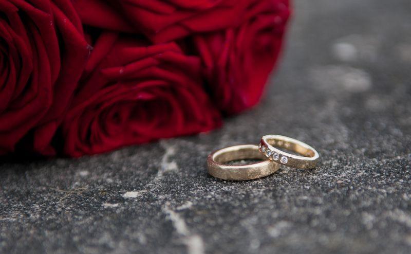 The ring of love af Friedel