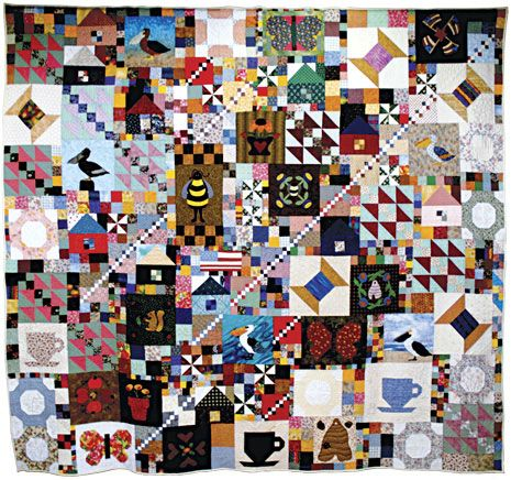 American Quilter's Society - Shows & Contests: Paducah Show - AQS ... : quilting contests - Adamdwight.com