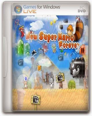 Download New Super Mario Forever Pc Super Mario Free Games Super Mario Bros