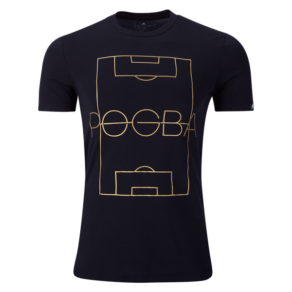 adidas Tango Pogba Tee - Pogba Capsule Collection - Extremely limited quantites available now at WorldSoccershop.com | #adidas #Soccer #GraphicTee