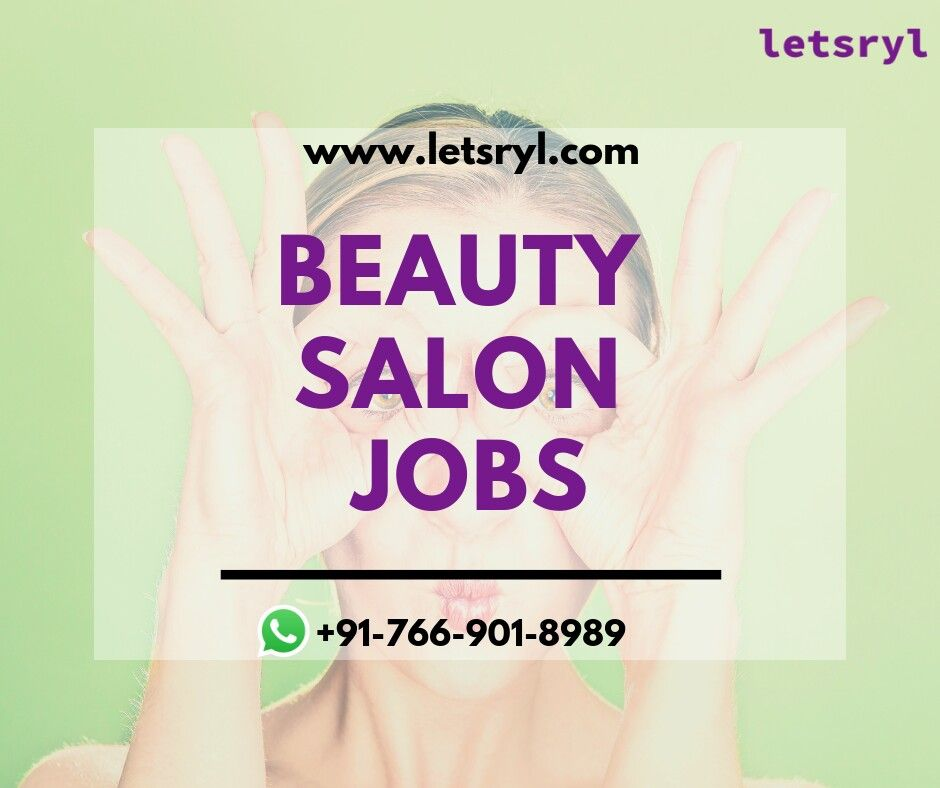 Pin On Letsryl Com Get Job In Salon And Beauty Parlour