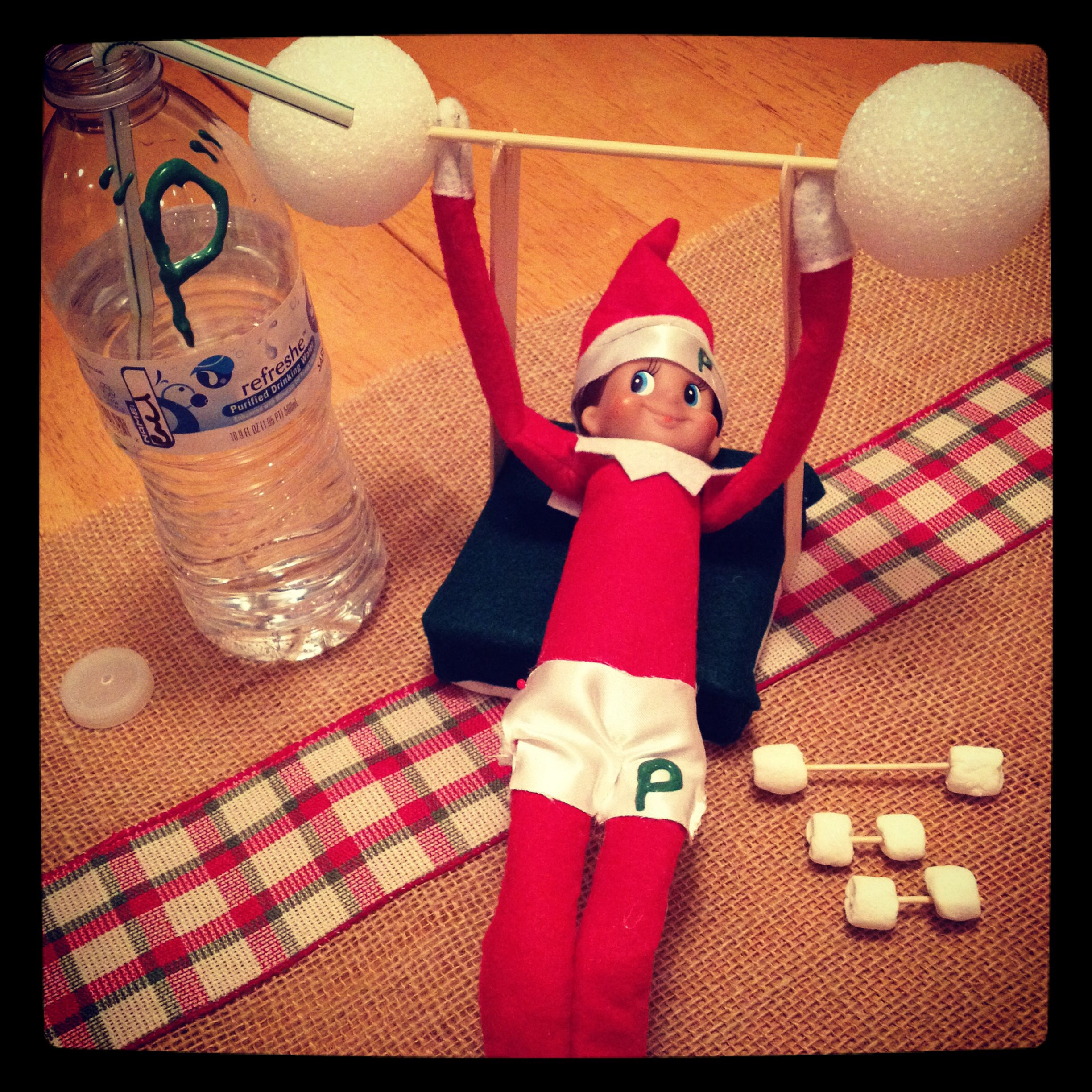 Elf On The Shelf Ideas I Work Out So Fun Kids
