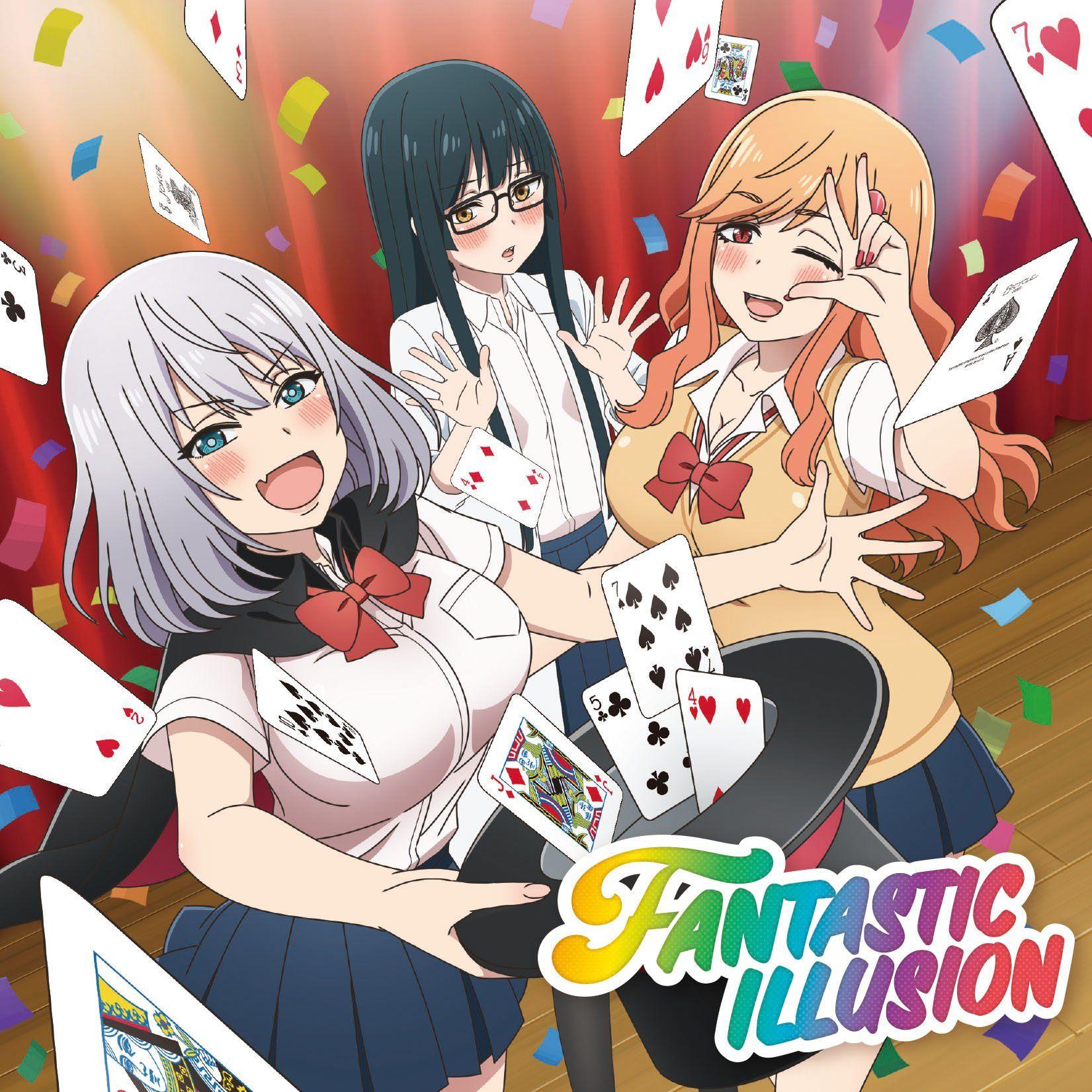 Pin By Hamha789 On Tenjina Senpaiiiii Illusions Anime Ost Anime Music