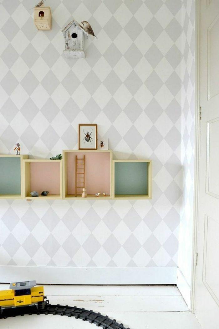 kinderzimmer ideen kinderzimmer gestalten wandgestaltung, Schlafzimmer design