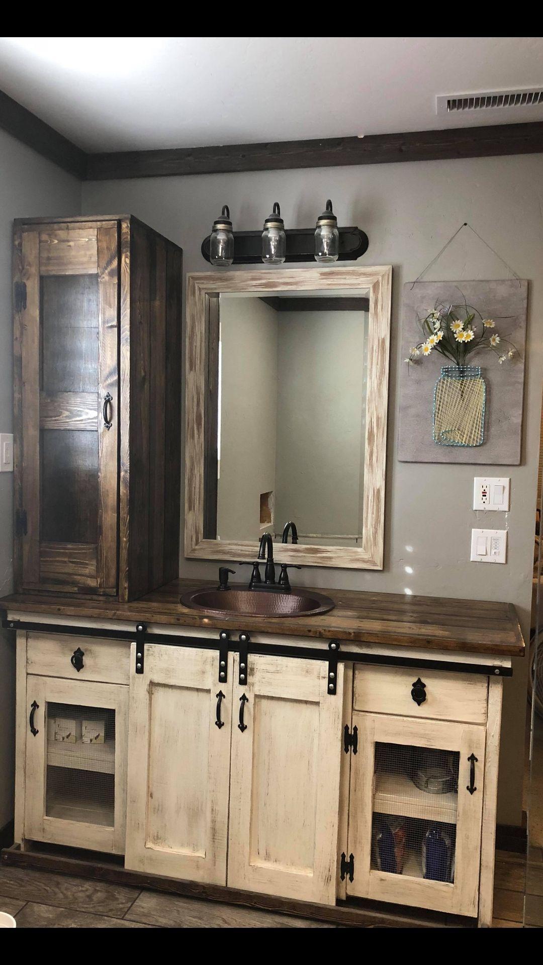 10+ Spectacular Do It Yourself Bathroom Vanities to Beautify Your Charm Regimen …