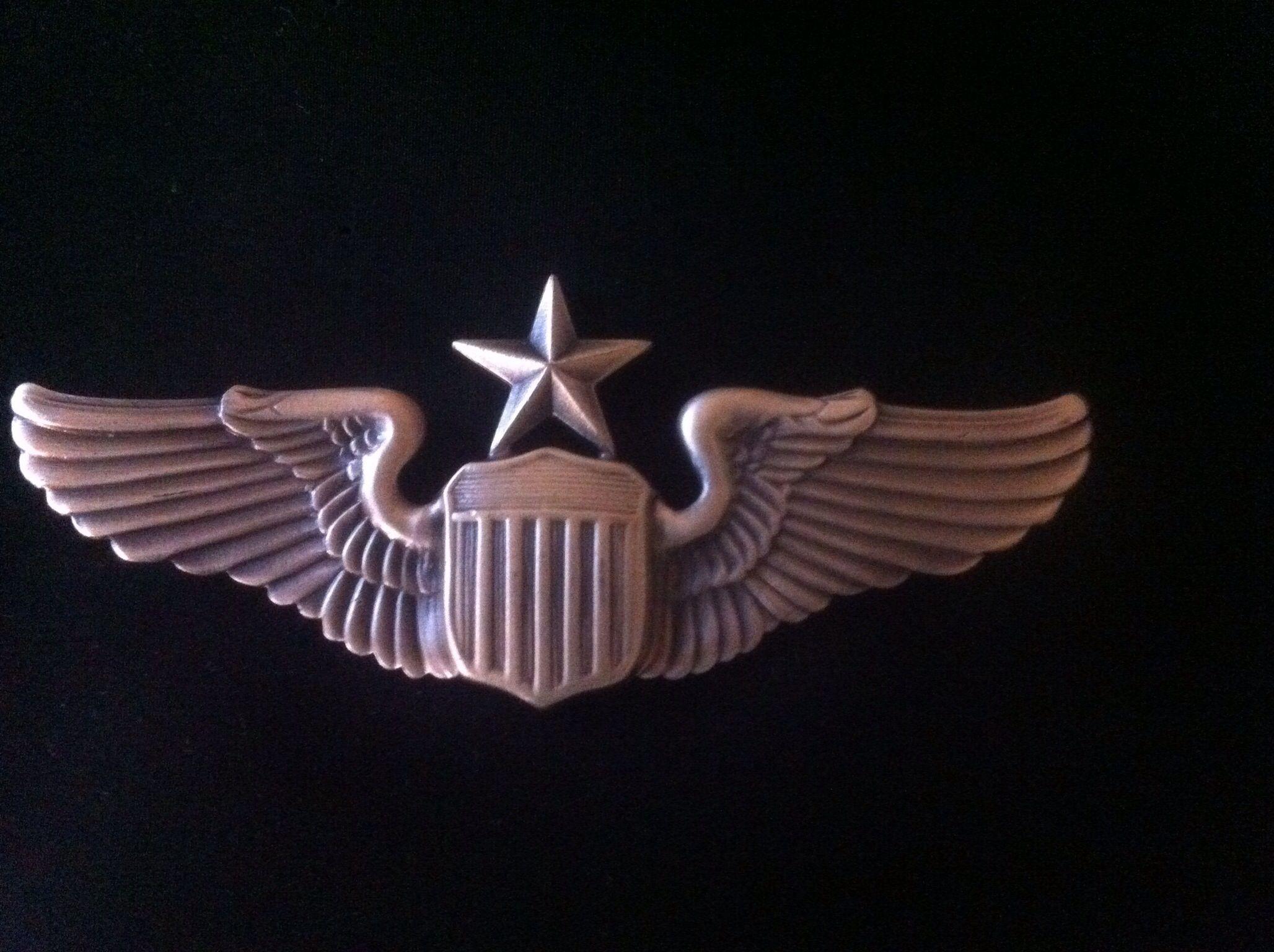 Senior Pilot, U.S. Air Force Military insignia, Let