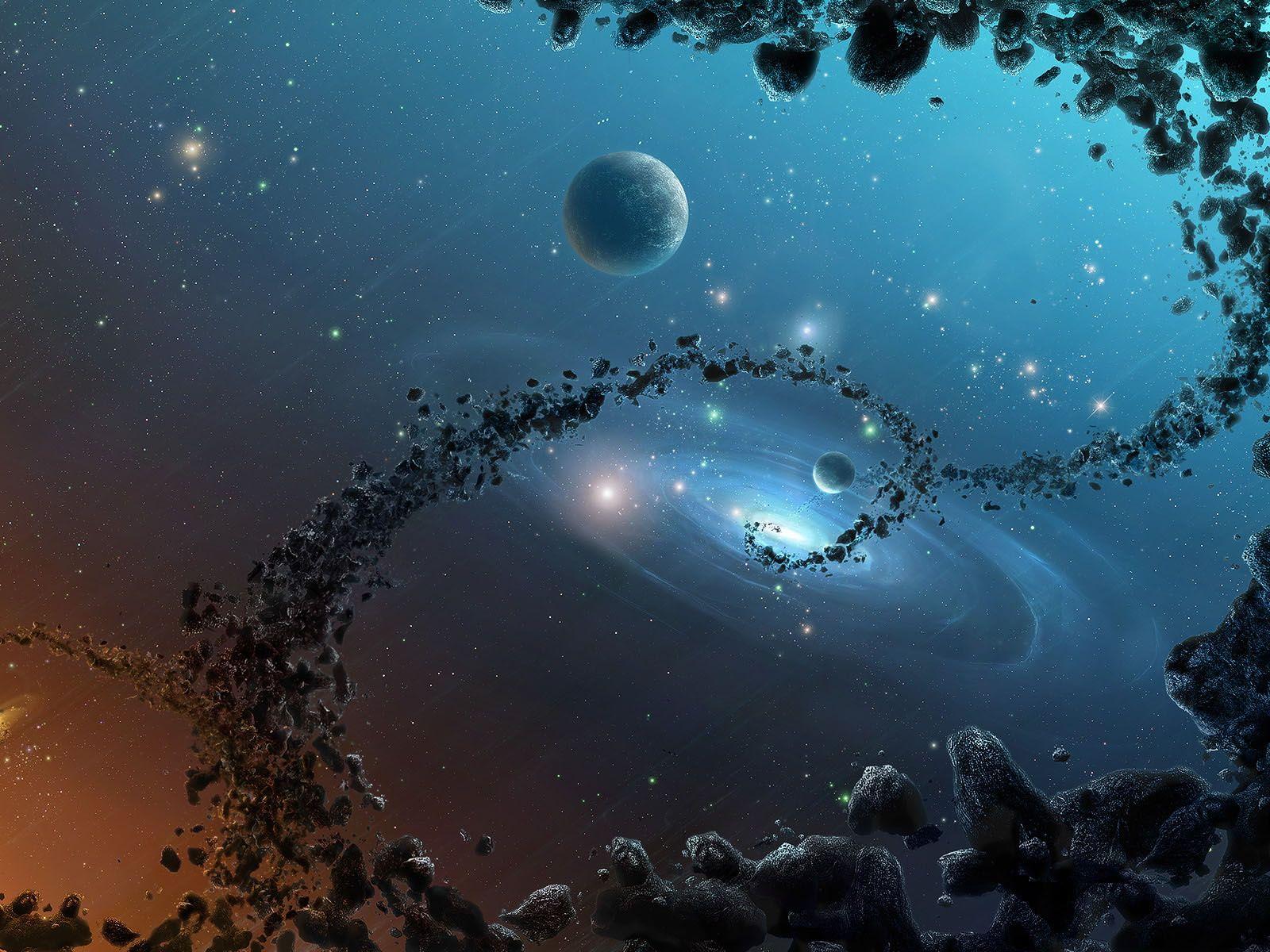 Wallpaper 3d Free Download Sci Fi Wallpaper Planets Wallpaper Galaxy Wallpaper