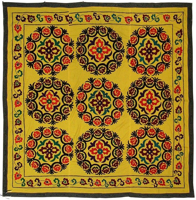 Uzbek Suzani yurdan.com