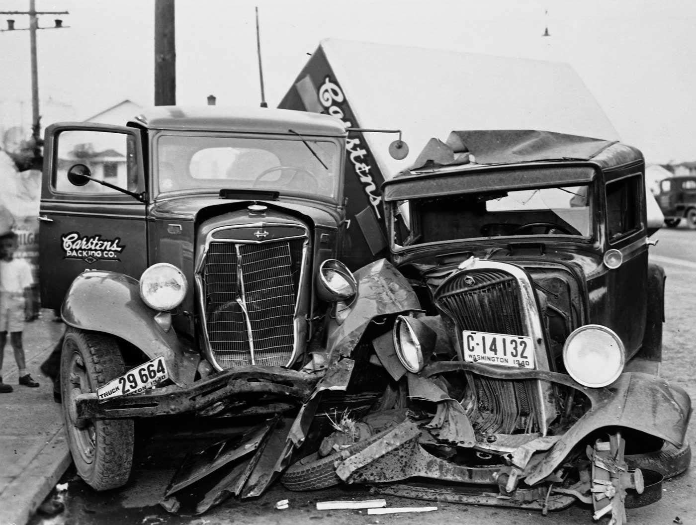WRECK | DorpatSherrardLomont | Old Car Wrecks | Pinterest | Cars and ...