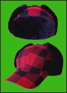 The Best Wool Blend Ear Flap Elmer Fudd Hunting Hats Hats Plaid Hats Ear Flap Hats
