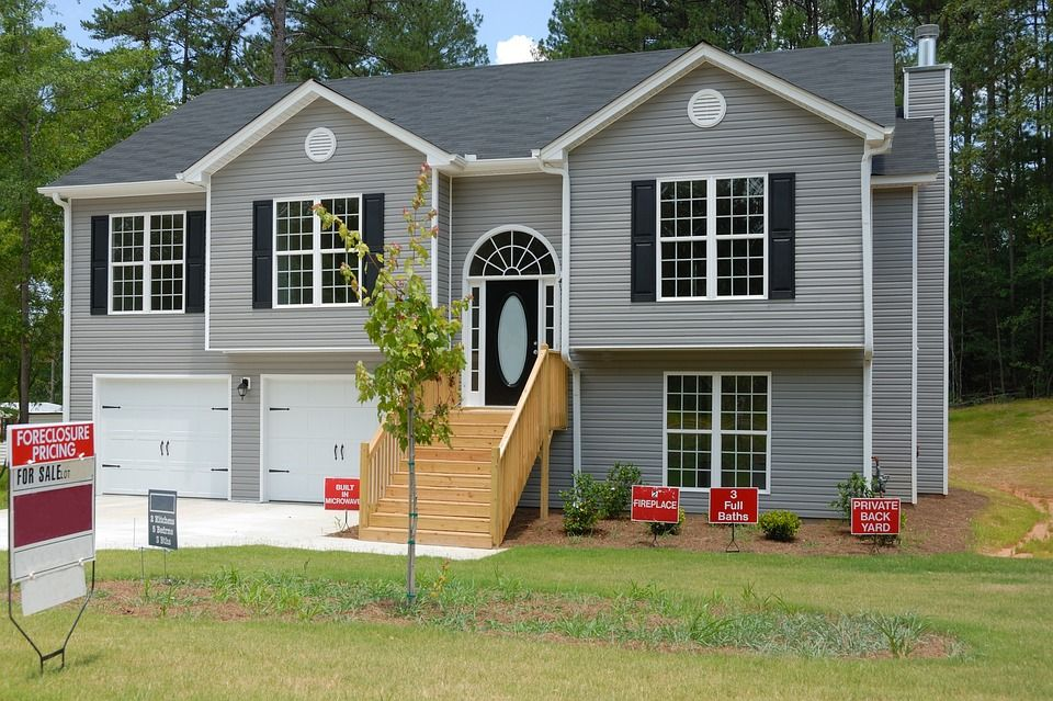 Final New Construction Inspection Buying a foreclosure