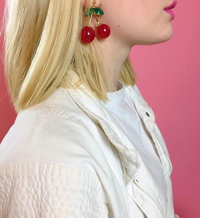 Acrylic Minimalist Earring,Vintage,Gift for Her,Instagram Style,Copper,Hoop Earring