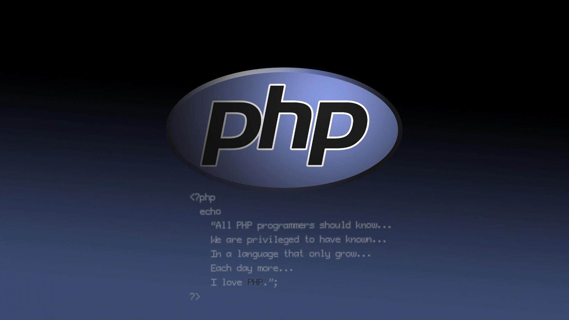 Superb PHP Developer Wallpaper
