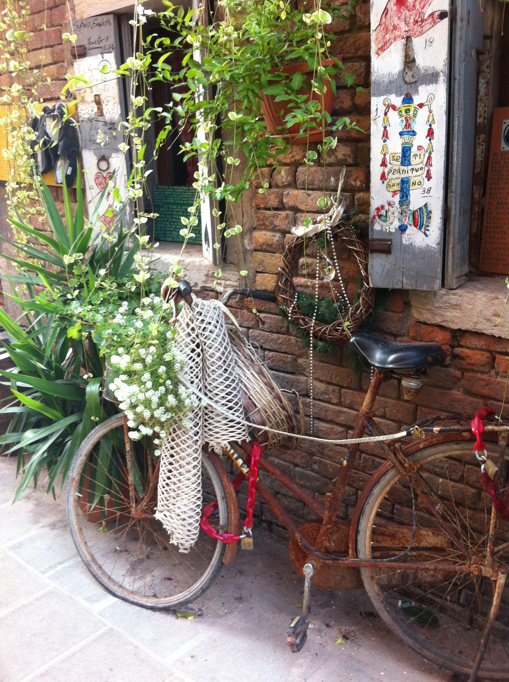 Dove lasciare la bicicletta