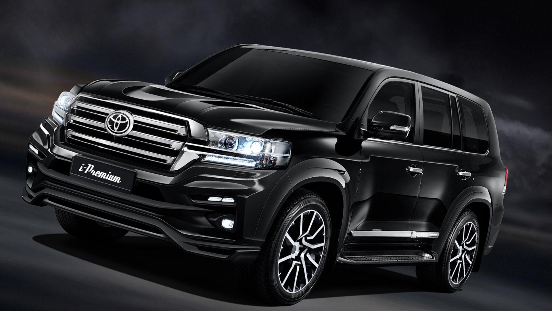 New 2019 Toyota Land Cruiser 200 Redesign Автомобили