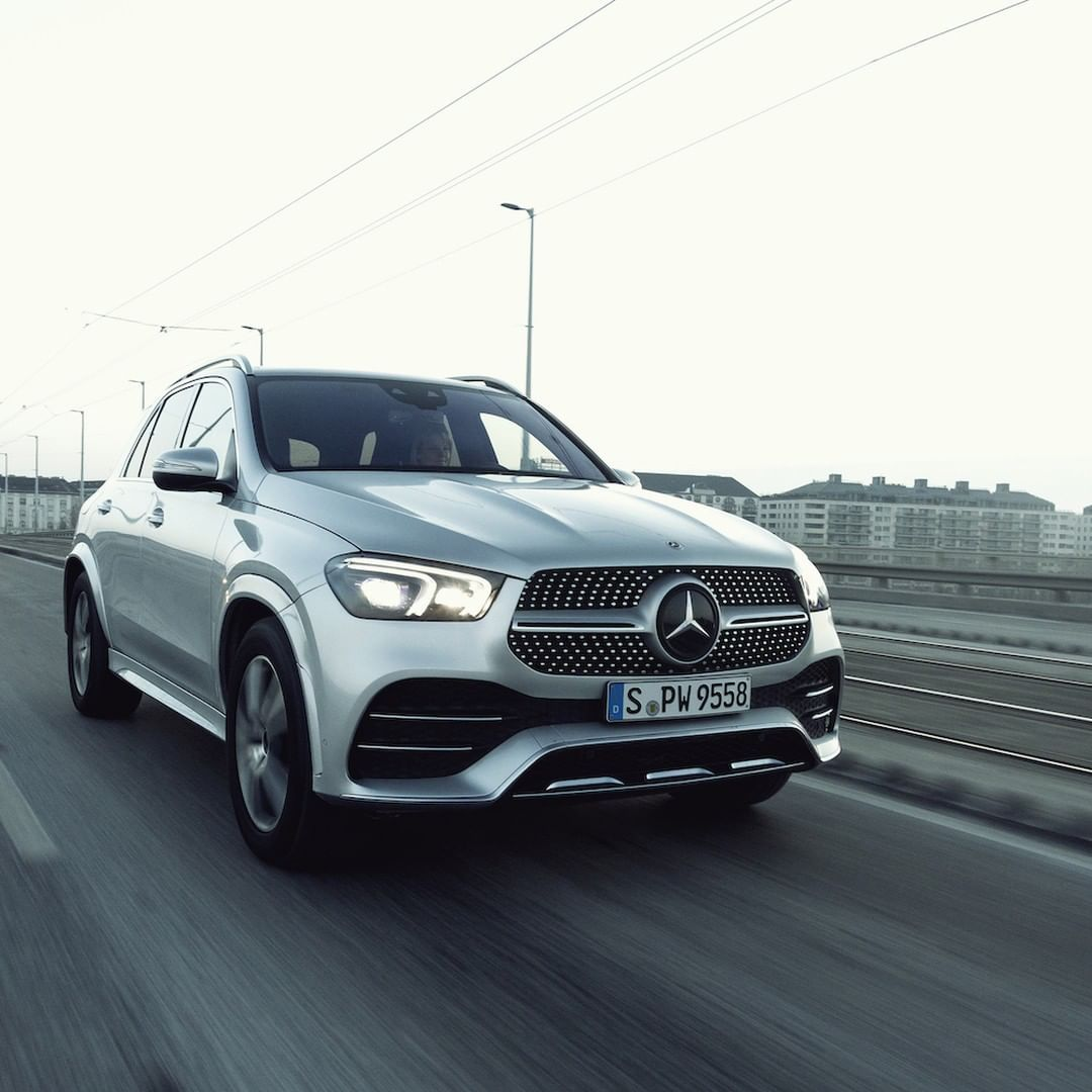 He New Mercedes Benz Gle 300 D 4matic