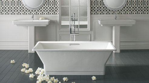 Bathtub Option Kohler Reve Bubblemassage Air Baths