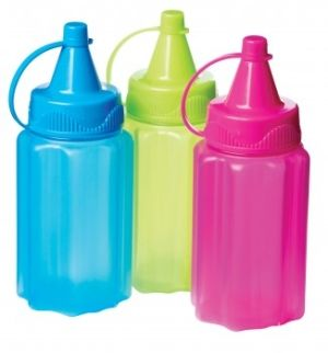 Sistema SaucetoGo condiment containers are leakproof