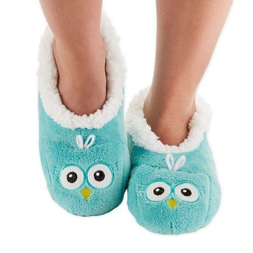 e0a506c8d1b Ladies Animal Snoozies Slippers - Small 3-4