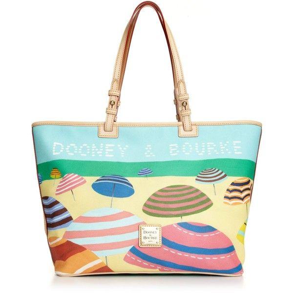 Dooney  Bourke Handbag, Beach Leisure Shopper $198