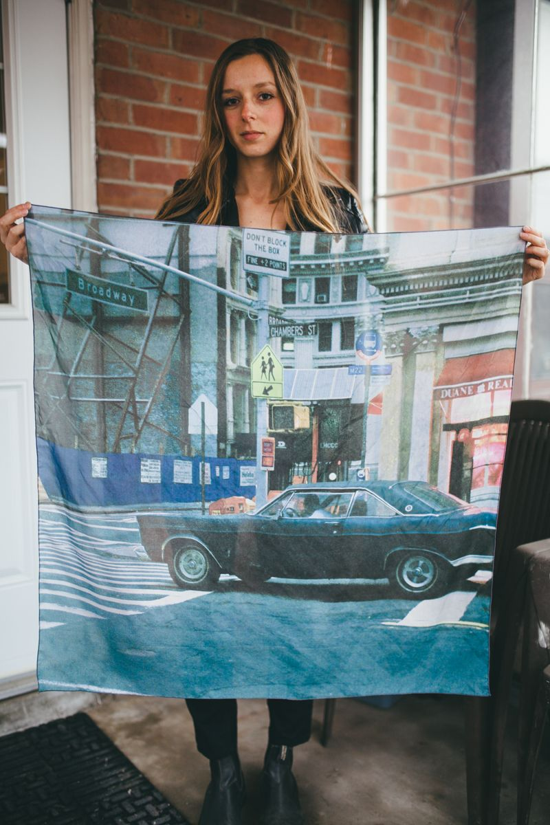 Foto Scarf www.devicfotos.etsy.com #scarves #womens #fashion #style #street #hipster #modern #cool #minimalist #photo #photography #clothing