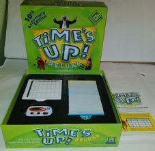 Time S Up Board Game The Guess Who I Am Deluxe Party Game