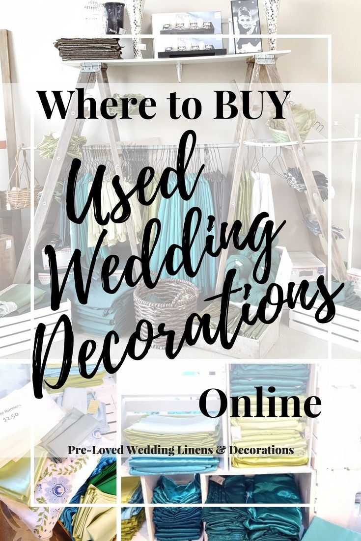 Where To Buy Used Wedding Decorations Online Reusable Wedding Decor Used Wedding Decor Buy Wedding Decorations