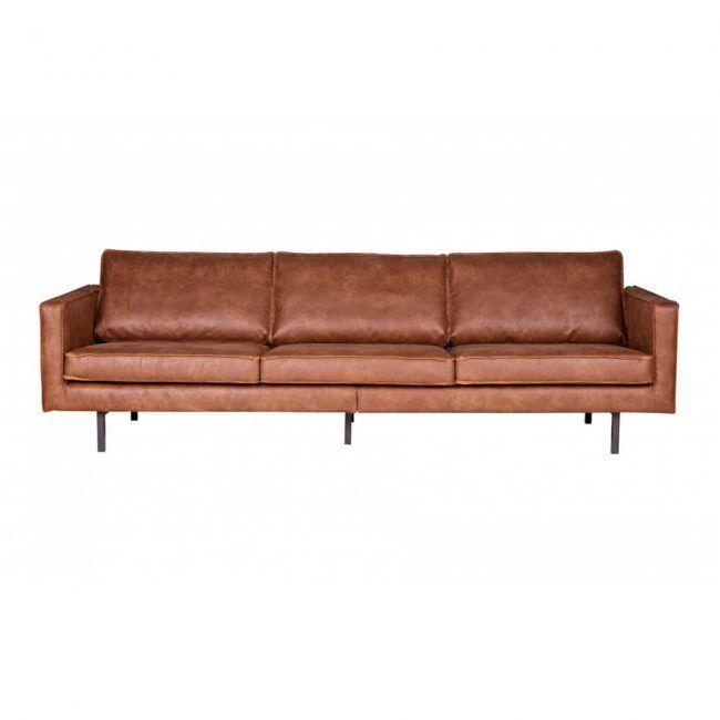 Skinnsofa 3 Seter Cognac Leather Sofa Bed Leather Sofa Best Leather Sofa