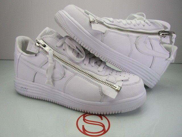 newest f14f7 416f8 Nike Lunar Force 1 ACRONYM WHITE 8 fashion clothing shoes accessories  mensshoes athleticshoes (ebay link)