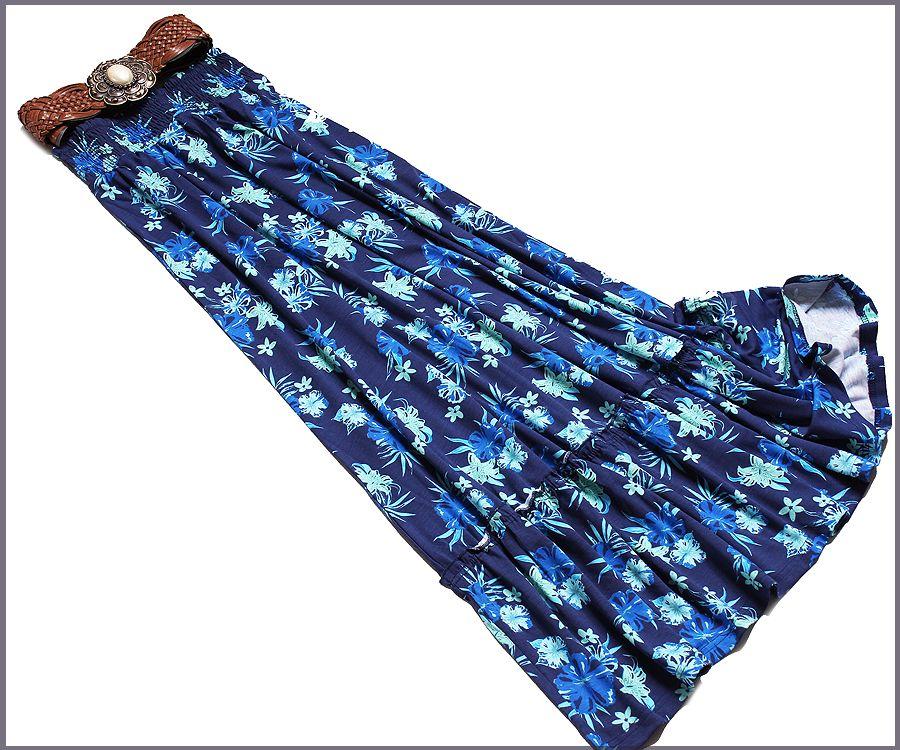 Bonprix Maxi Dluga Spodnica Granat Kwiaty S M L Xl 7180557628 Oficjalne Archiwum Allegro Moda Boho Hippie Boho Boho