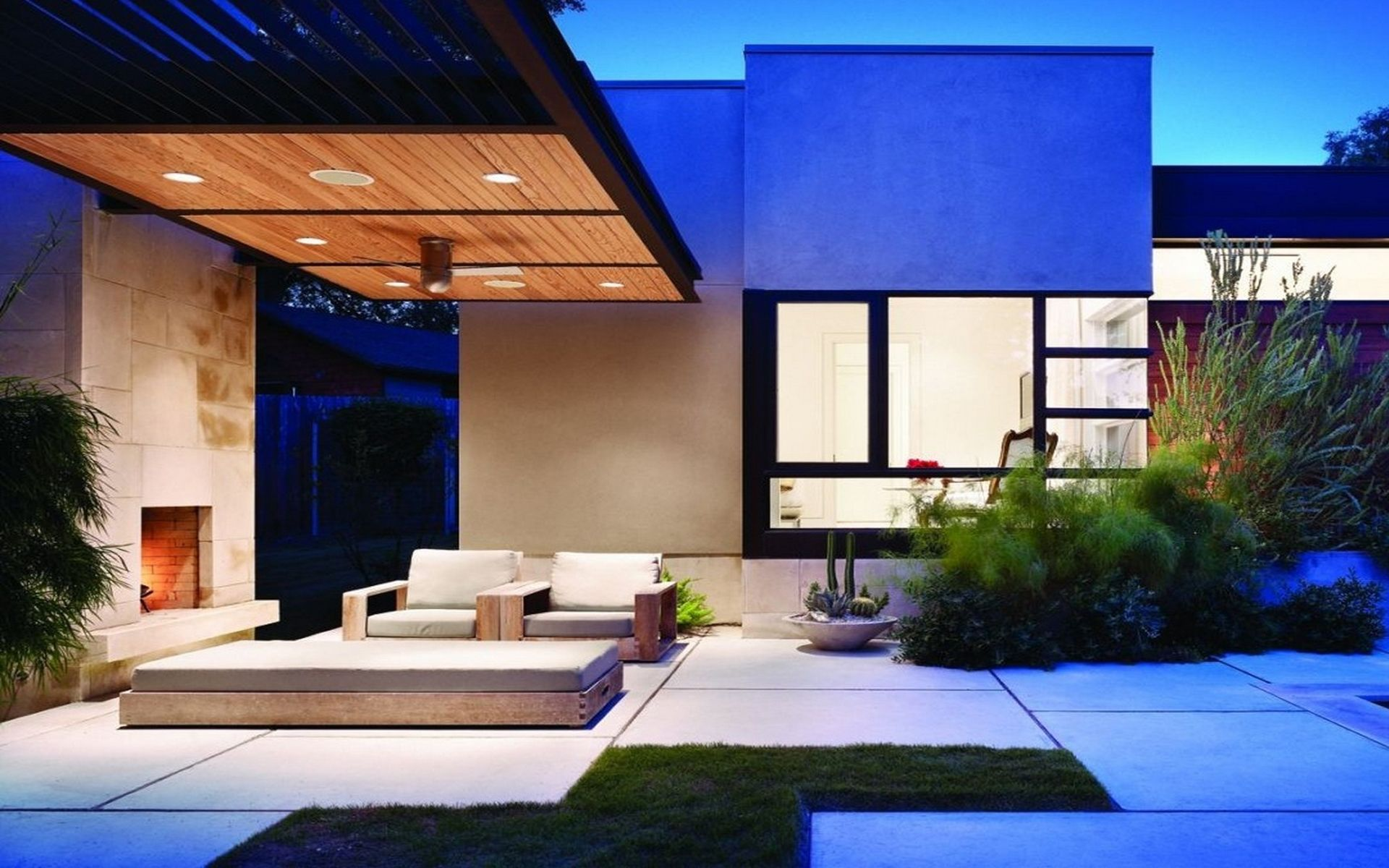 Modern Houses Architecture