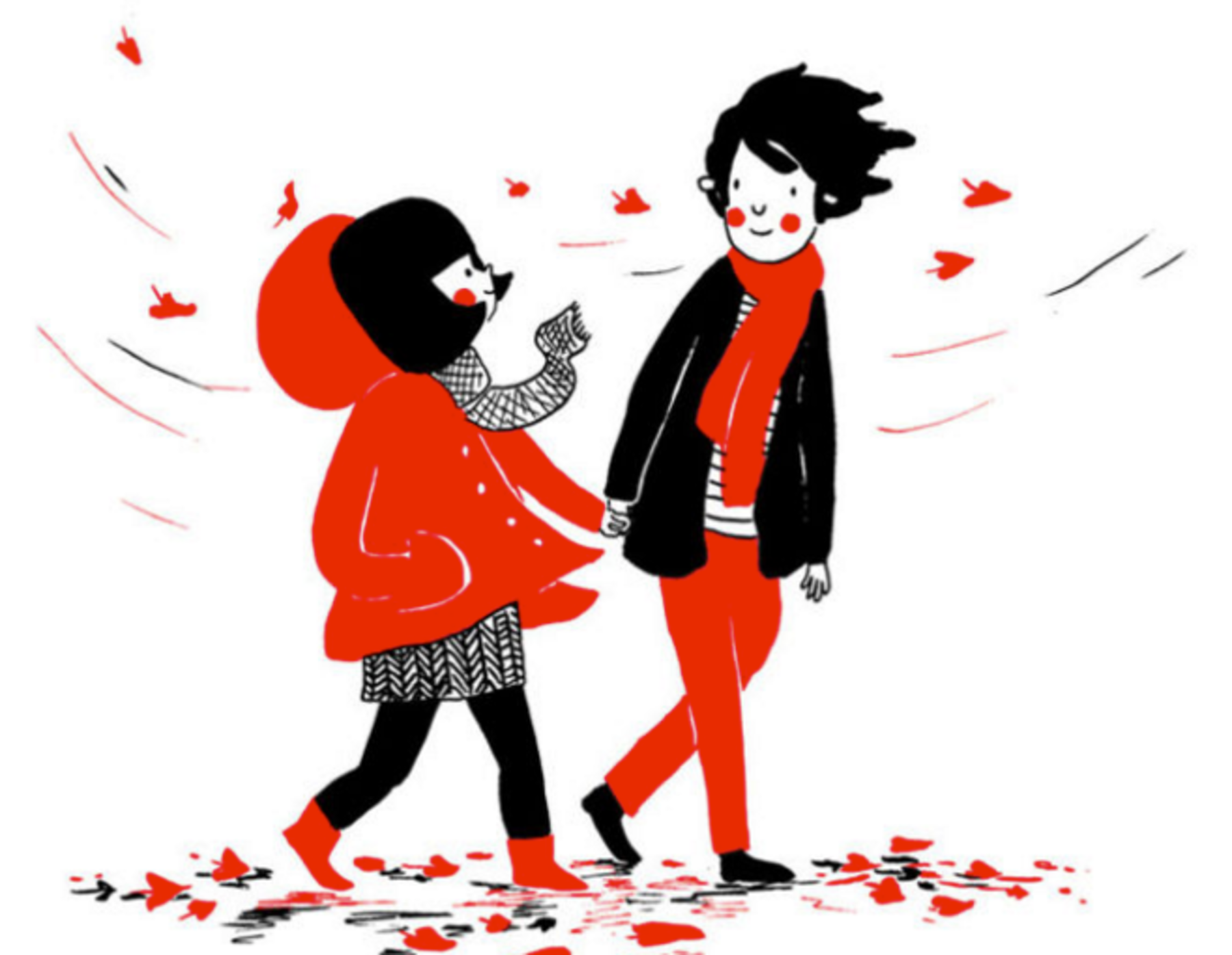 Cute Illustrations Demonstrate What True Love Really Is Small - Cute illustrations demonstrate what true love really is