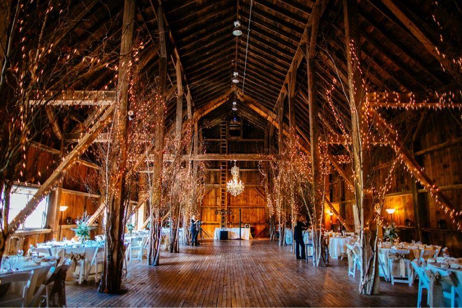Friedman farms wedding barn wedding decorations wedding