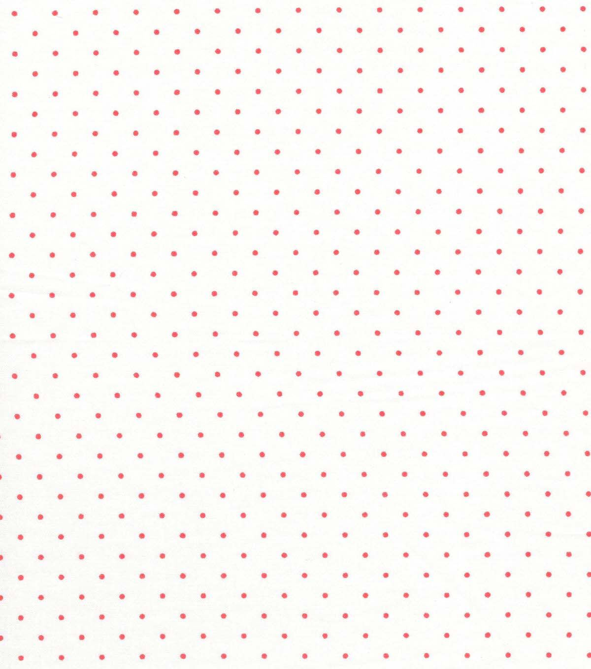 Quilter's Showcase Cotton Fabric Coral Swiss Dots on Sugar , #Aff, #SPONSORED, #Cotton, #Showcase, #Dots, #Fabric