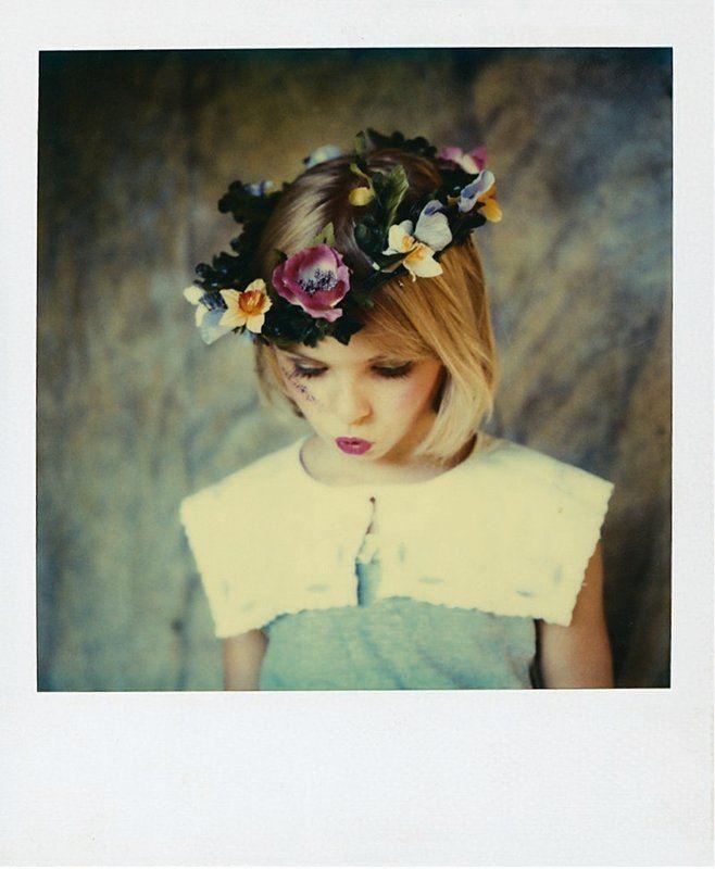 """Dieses Foto entstammt der """"Polaroids"""" - Reihe der mittlerweile verstorbenen Fotografin Sibylle Bergemann. Wie keine andere verstand sie es, die Schönheit des Moments und der Melancholie in ihren Bildern festzuhalten."""