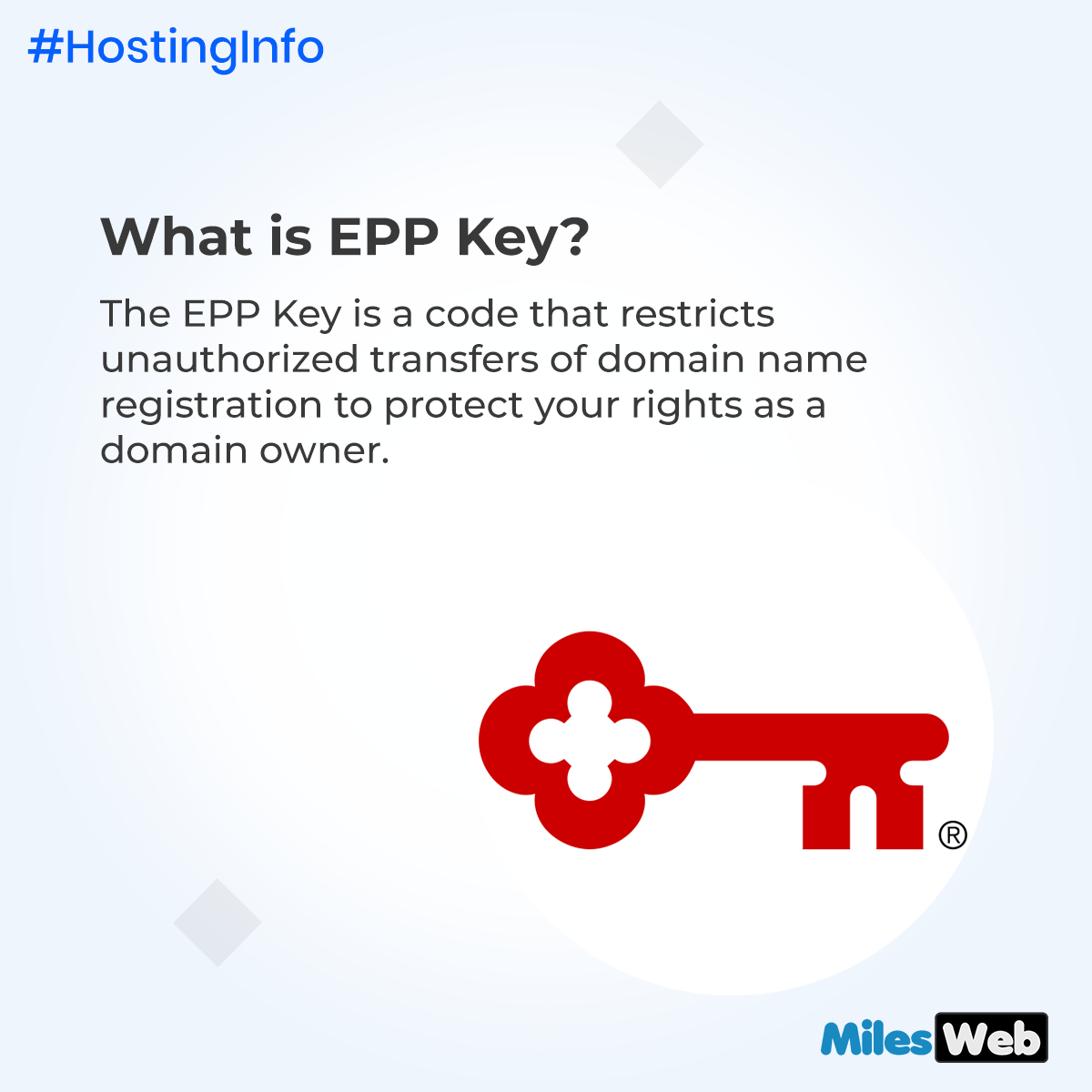 What Is Epp Code Or Authorization Key For Domain Coding Domain Key