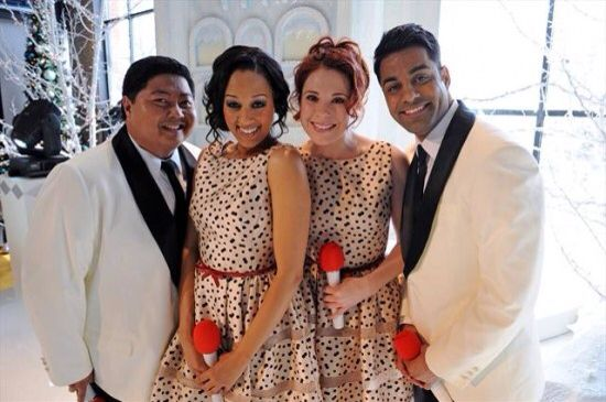 Other Cast Members From The Mistle Toned Christmas Romance