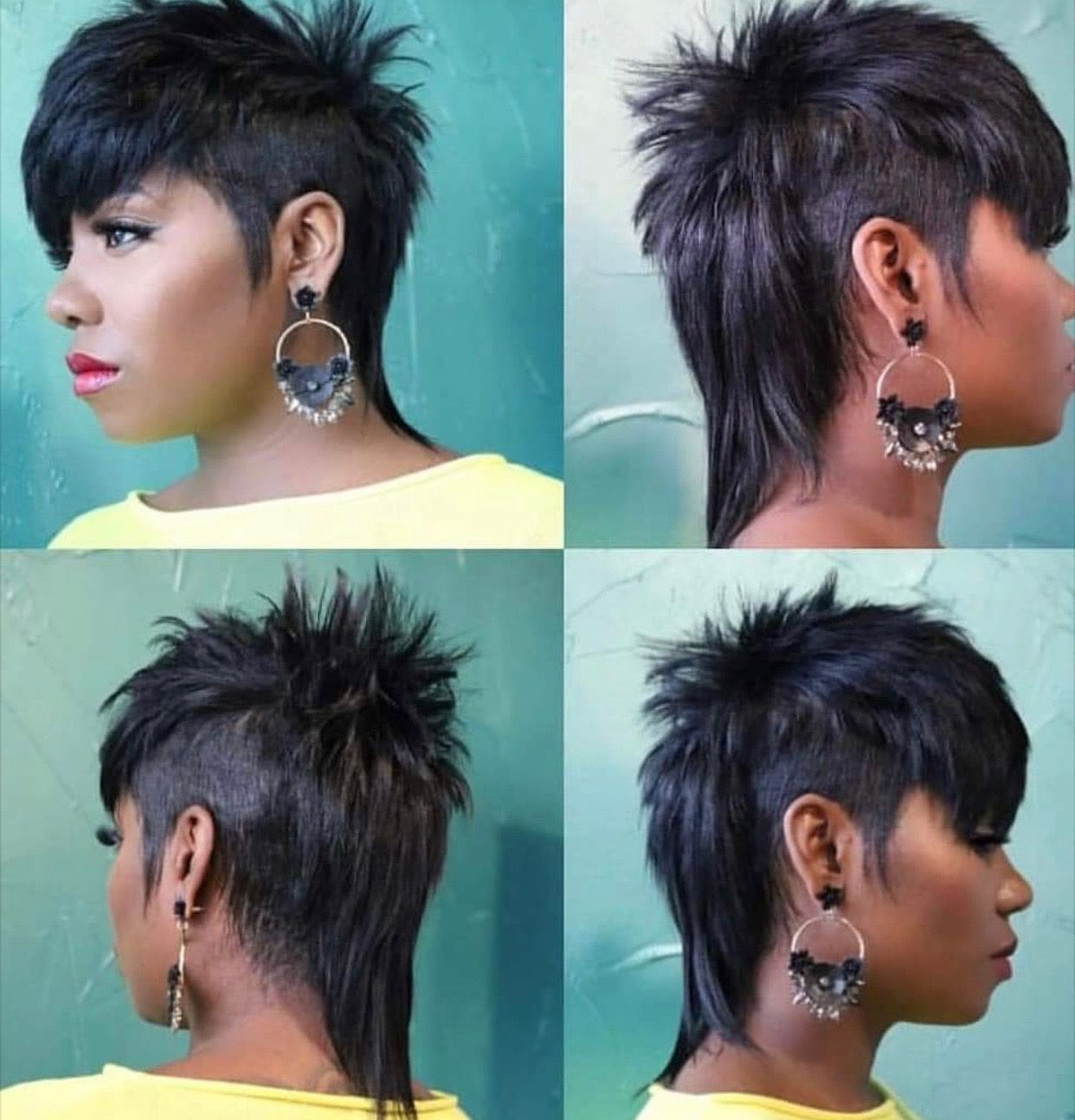 Pin by tc fabrise on black girls hairstyles pinterest short