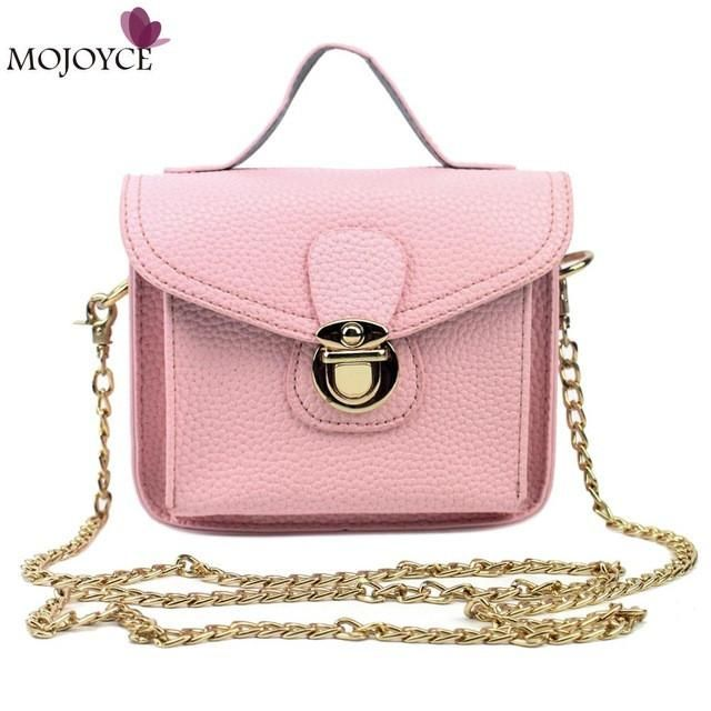 9eb94699cb30 2016 Women Messenger Bags Women s Handbags Small Chains Designer Cute Ladies  Chians Crossbody Bags Candy Color Purses Tote