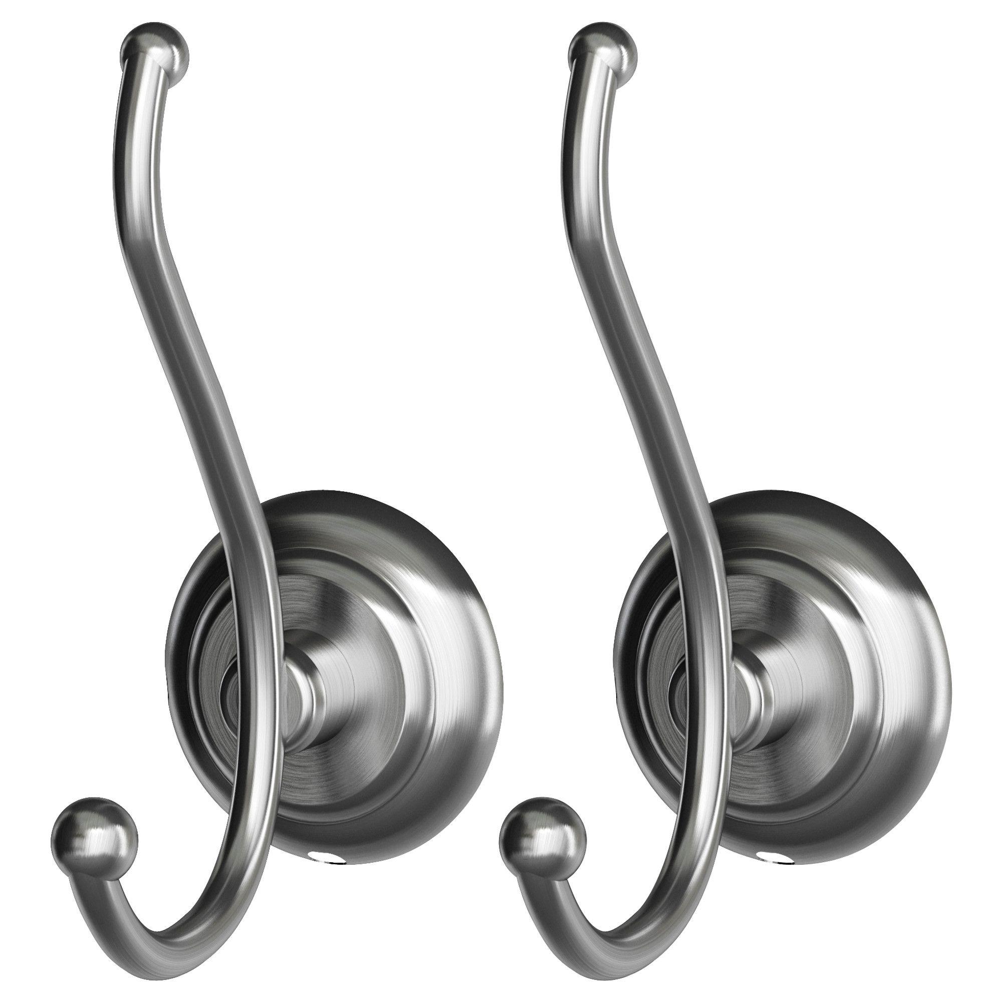 Ikea Hook $19.95 for two lillholmen hook - ikea | new house | pinterest