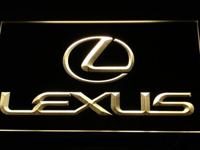 Lexus Led Neon Sign Led Neon Signs Neon Signs Lexus