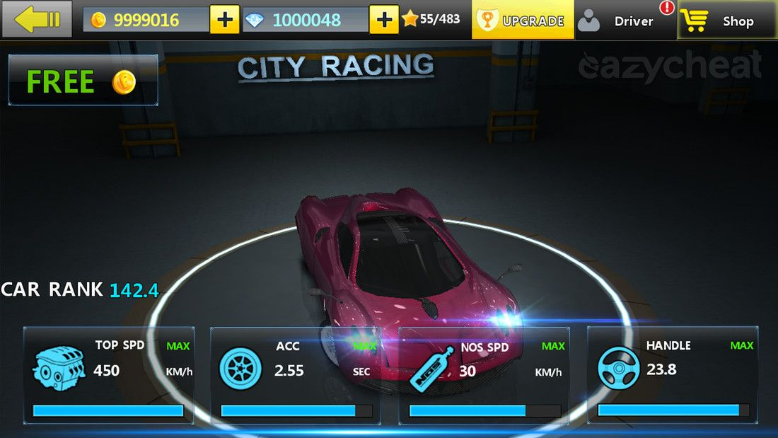 City Racing 3D Cheats City racing, Racing, City games