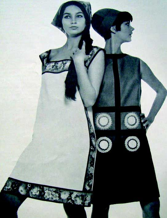 Zhurnal mod, Moscow (Summer 1967, no. 2).