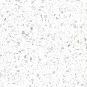 Propose paris terrazzo blanc granito agglom r composite carrelage propose paris texture en - Texture carrelage blanc ...