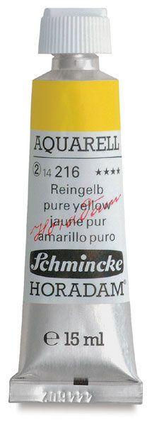Schmincke Horadam Aquarell Watercolor Tubes and Se