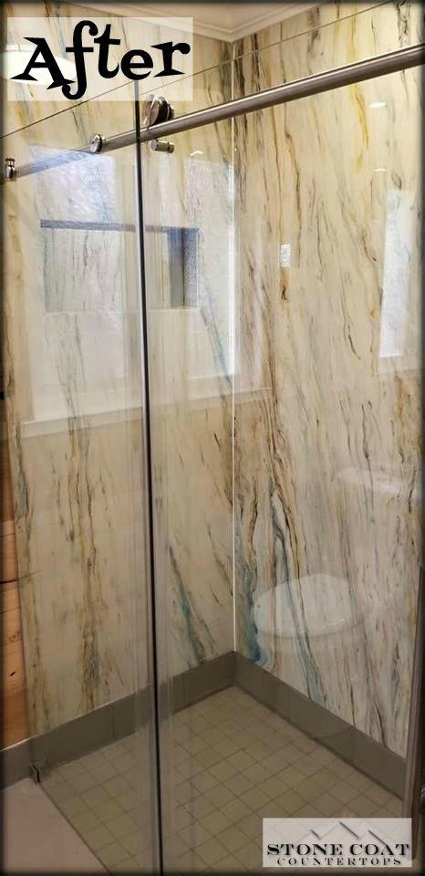 Flat Glass Marble Art